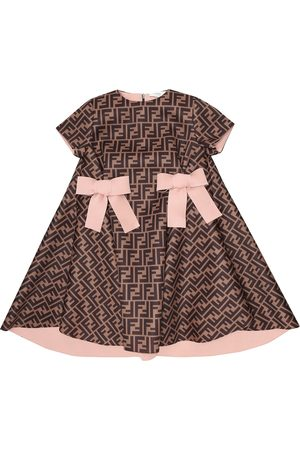 Fendi Kleid FF aus Neopren