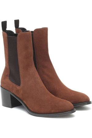 Church's Chelsea Boots Shirley aus Veloursleder