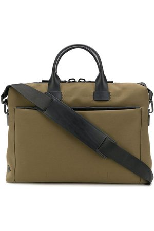 TROUBADOUR Herren Handtaschen - Laptoptasche mit Henkel