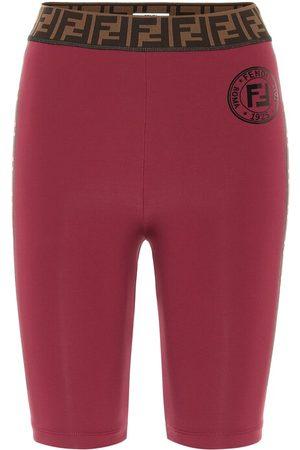 Fendi Shorts FF aus Jersey
