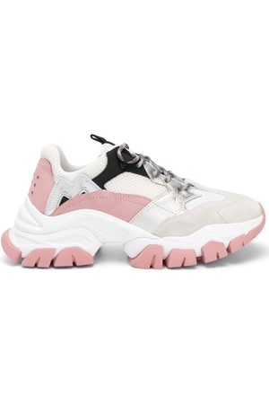 Moncler Leave No Trace' Sneakers - Nude