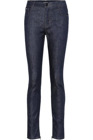 Tom Ford Mid-Rise Slim Jeans