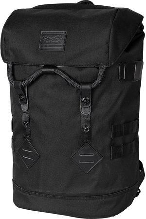 Doughnut Colorado Small All Black Series Backpack