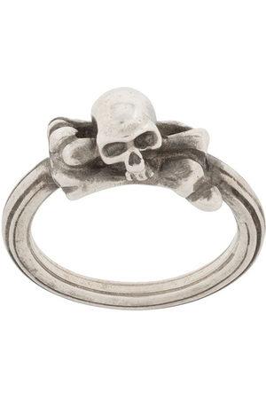 WERKSTATT:MÜNCHEN Symbol Skull ring
