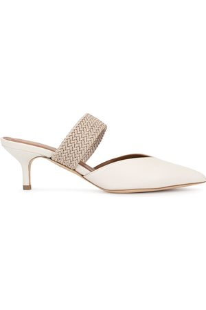 MALONE SOULIERS Maisie' Mules - Nude