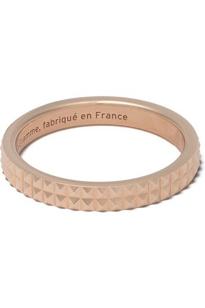 Le Gramme 18kt Red Gold 5g Guilloche Ring