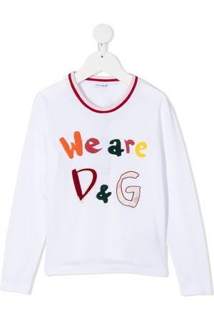 Dolce & Gabbana We Are D&G T-shirt