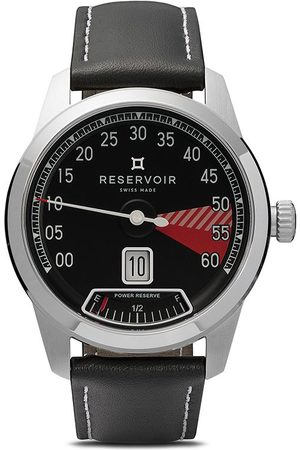 Reservoir Supercharged Red Zone' Fliegeruhr, 43mm - BLACK