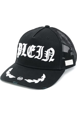 Philipp Plein Embroidered logo baseball cap