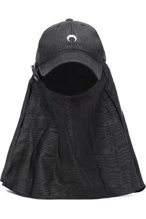 Marine Serre Damen Hüte - Baseballcap mit Tuch