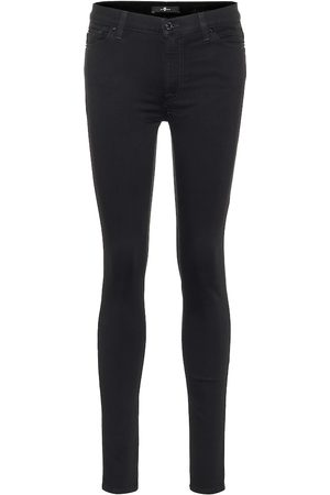 7 for all Mankind High-Rise Jeans The Skinny