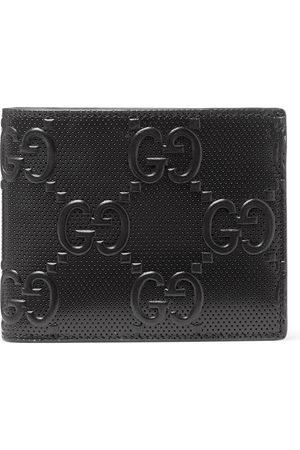 Gucci Herren Geldbörsen & Etuis - GG Tennis Monogrammed-Leather Billfold Wallet