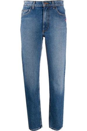 Marc Jacobs Jeans mit geradem Bein