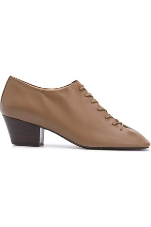 LEMAIRE Heeled lace-up shoes