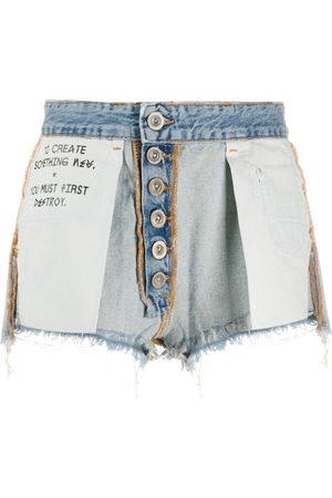 Unravel Project Shorts mit Rüschen