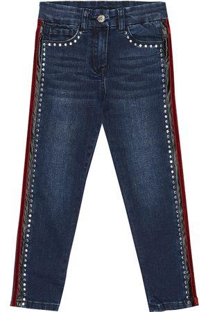 MONNALISA Jeans Olve aus Stretch-Baumwolle