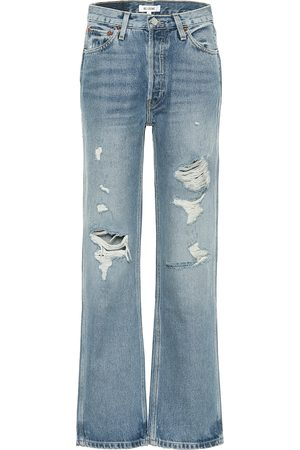 RE/DONE High-Rise Jeans 90s Loose