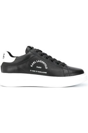 Karl Lagerfeld Herren Sneakers - Sneakers mit Logo