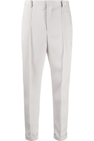 Isabel Marant Tailored tapered trousers - Nude