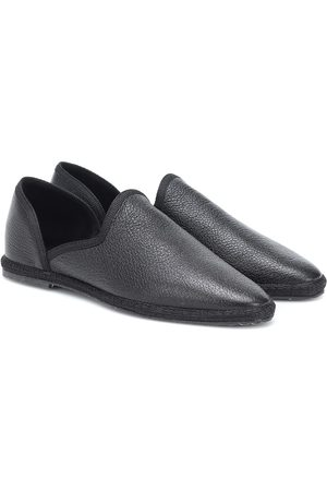 The Row Loafers Friulane aus Leder