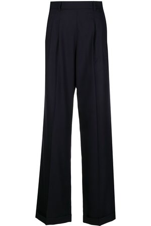 Maison Margiela Blue tailored trousers