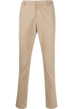 Dondup Slim-fit chino trousers - Nude