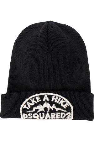 Dsquared2 Mütze mit Logo-Stickerei