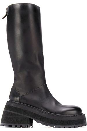 MARSÈLL Knee-high chunky boots