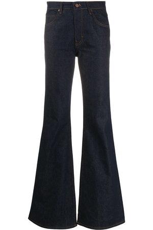 Victoria Victoria Beckham Damen Bootcut - Jeans mit ausgestelltem Bein