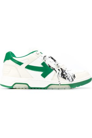 OFF-WHITE OOO Out of Office' Sneakers