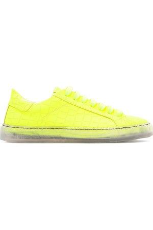 HIDE&JACK Essence embossed low-top sneakers