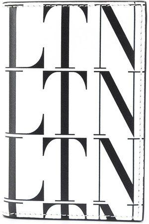 VALENTINO GARAVANI Portemonnaie mit VLTN-Print