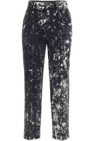 Stella McCartney High-Rise Straight Jeans