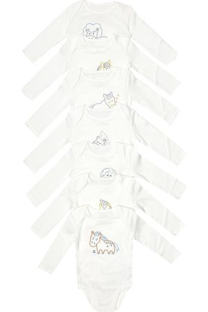 Stella McCartney Baby Set aus sieben Bodys