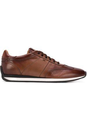 santoni Low lace-up sneakers