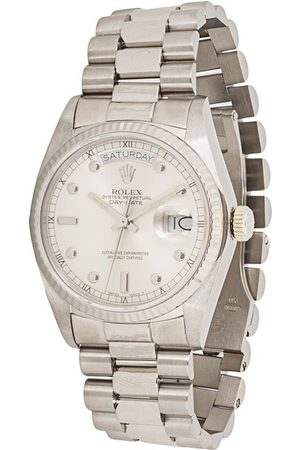 Rolex 1982 pre-owned Oyster DateDate Armbanduhr, 36mm
