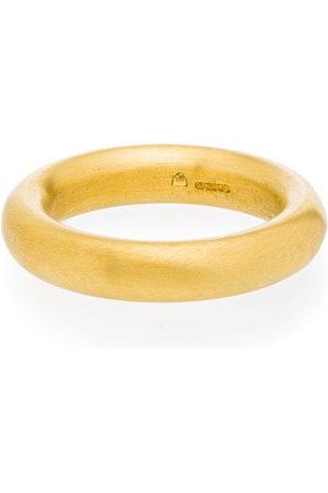 Shola Branson 14kt Gelbgoldring