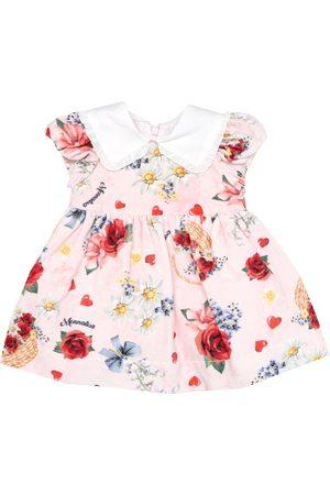 MONNALISA Baby Kleid aus Samt