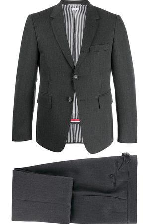 Thom Browne Zweiteiliger Anzug mit Krawatte