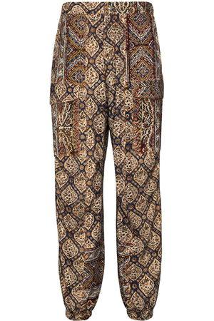 Paria Farzaneh GORE-TEX Infinium Iranian cargo trousers - Nude