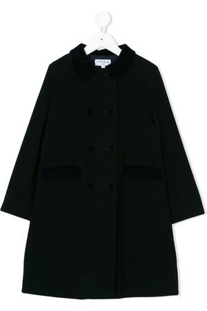 Siola Mädchen Sommerjacken - Mantel mit Knöpfen