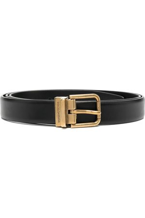Dolce & Gabbana Herren Gürtel - Buckle-fastening leather belt