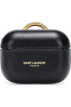 Saint Laurent Hülle für AirPods Pro aus Leder