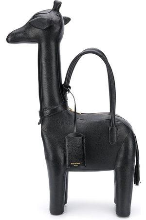 Thom Browne Handtasche im Giraffen-Design - 001 BLACK