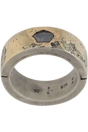 PARTS OF FOUR Diamond detail ring
