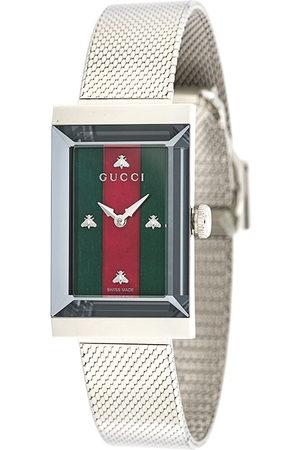 Gucci Herren Uhren - G-Frame' Armbanduhr, 21mm