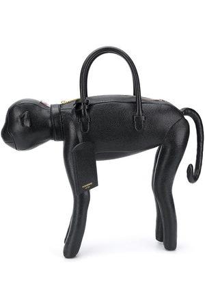 Thom Browne Handtasche im Affen-Design - 001 BLACK