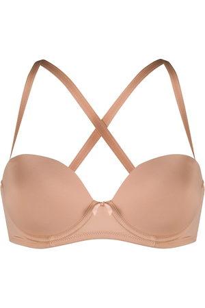 Wacoal Respect strapless bra - Nude