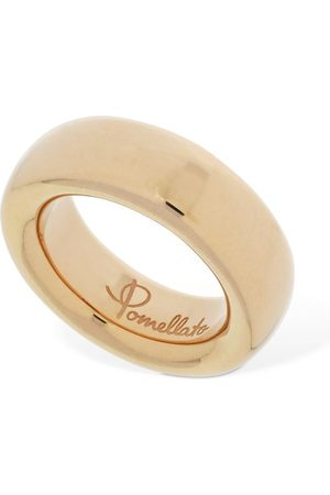 Pomellato Iconica 18kt Rose Gold Band Ring