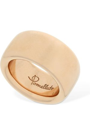 Pomellato Iconica 18kt Rose Gold Thick Ring